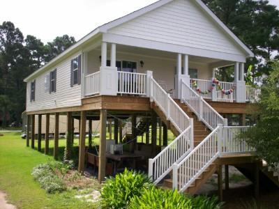 Foundation for metal SIP tiny house - GreenBuildingTalk