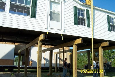 Modular Home Modular Home Stilts